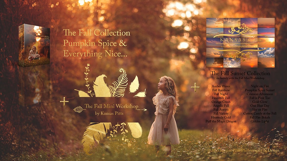 Image of Fall Mini Workshop + The Fall Collection
