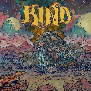 Image of Kind - Rocket Science CD