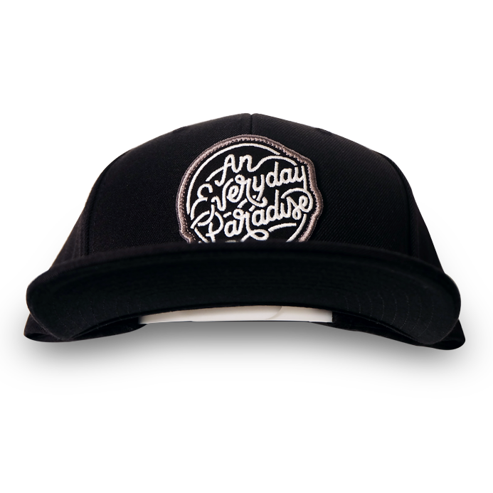 Image of An Everyday Paradise - Snapback Black