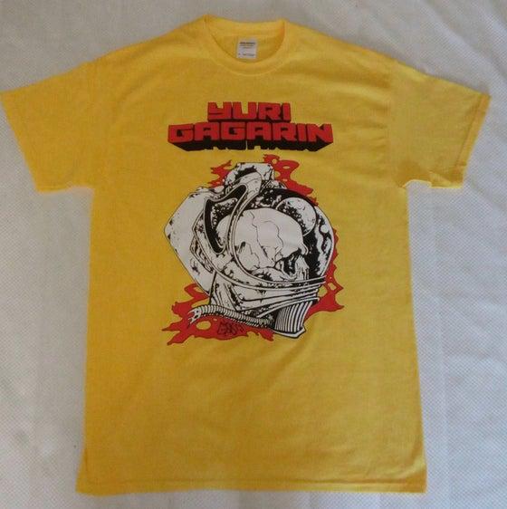 Image of Yellow Necronaut T-Shirt