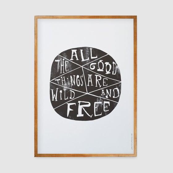 Image of WILD & FREE