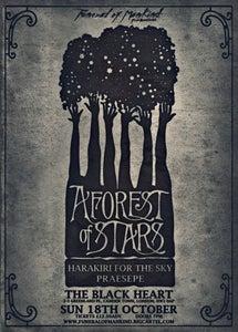 Image of A FOREST OF STARS - HARAKIRI FOR THE SKY - PRAESEPE