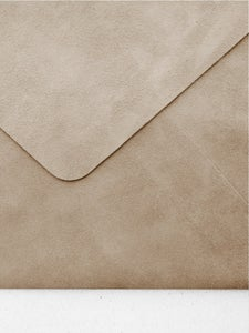 Image of ENVELOPE i-pad sand / suede
