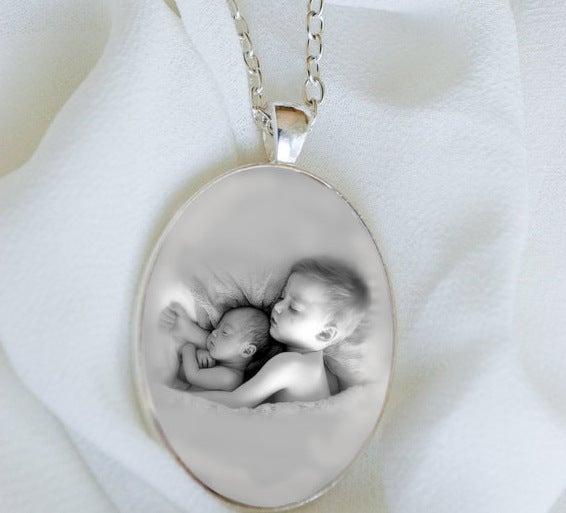 Image of Custom Pendant necklace