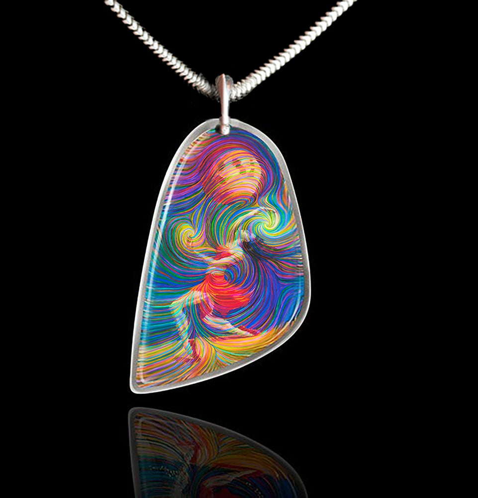 "Image of ""Moon Dancer"" Energy Pendant"