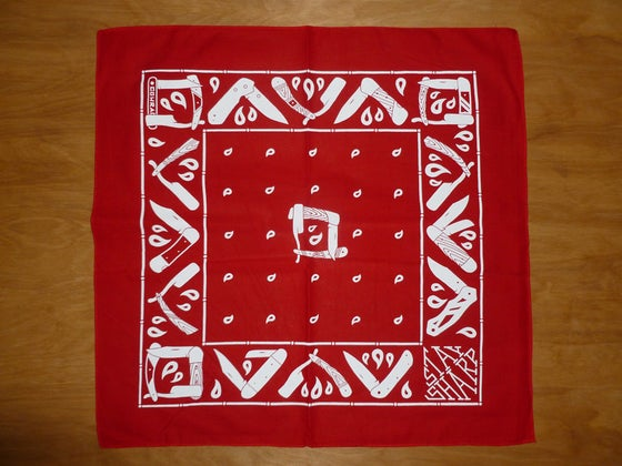 Image of Stay Sharp Bandana