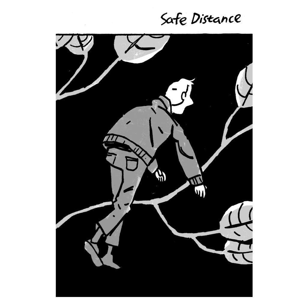 "Image of James Hindle ""Safe Distance"""