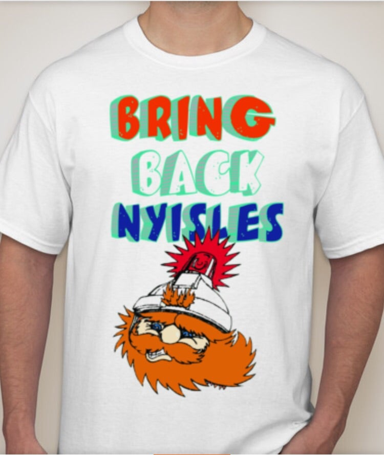 Image of BRING BACK NYISLES Men's Tee