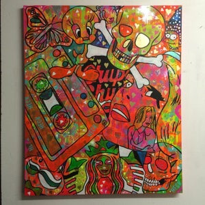 Image of Fizzy Make me feel good by Barrie J Davies 2015