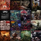 Image of DISTRIBUTIONS CD's