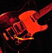 """Image of Kawaguchi Masami - """"the mad guitar sings"""" LP (black petal 1202)"""