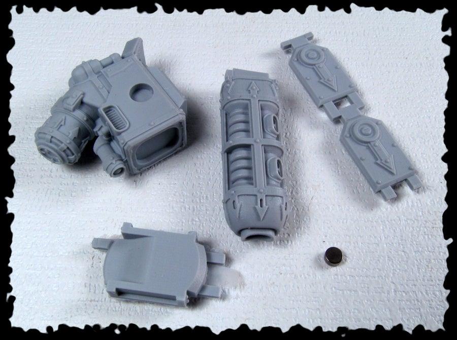 Image of Mor'ses Mk.I Plasma Cannon