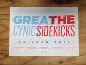 Image of Sidekicks tour poster