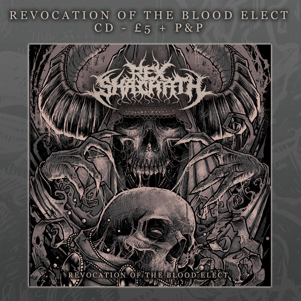 Image of Revocation Of The Blood Elect CD