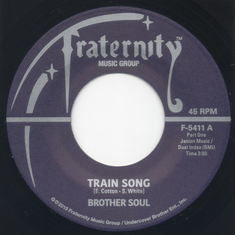"""Image of Train Song (Part One) / Mister Boogie (Part Two) - 7"""" Vinyl"""