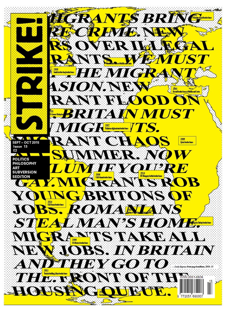 Image of STRIKE! Issue 13 SEP-OCT 2015