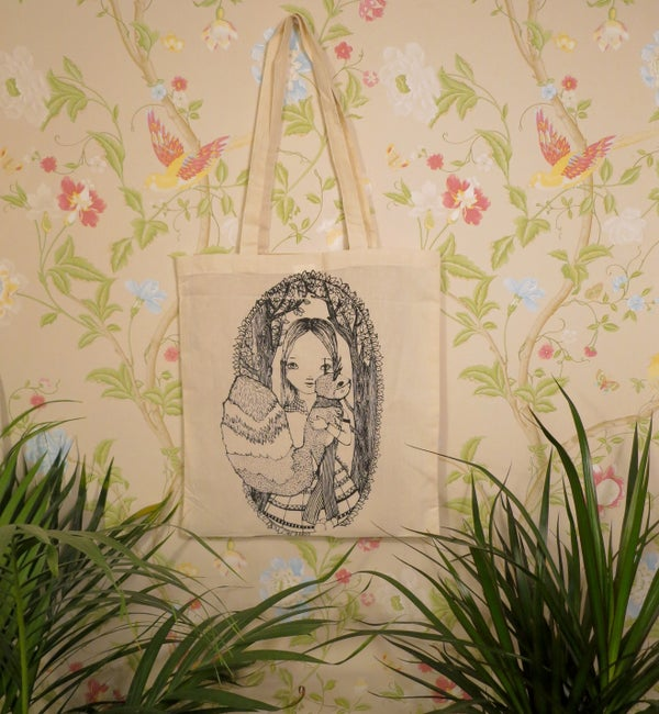 Image of Tote bag Bosque