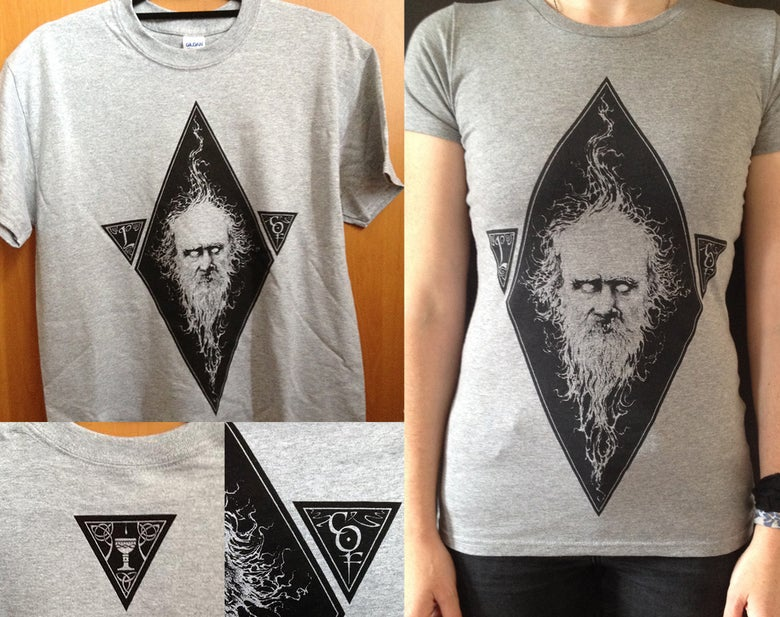 Image of Lynched 'Cold Old Fire' T-shirt