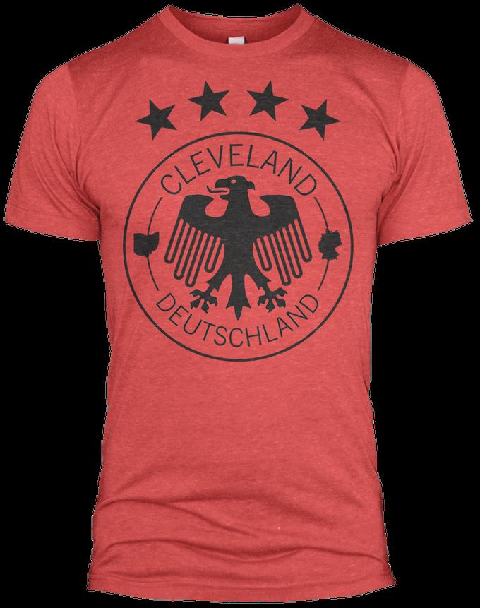 Image of Cleveland Deutscher-Bund Red