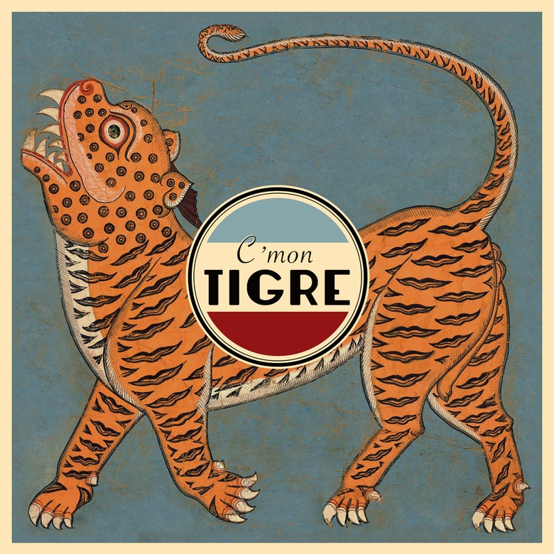 Image of C'mon Tigre | CD album