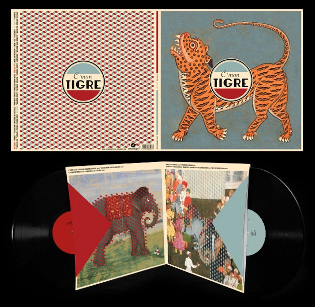 Image of C'mon Tigre | Double LP
