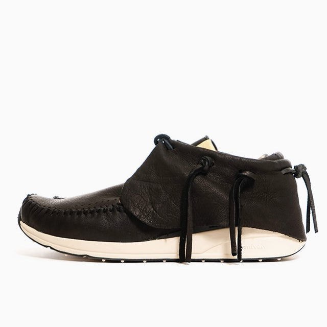 Image of visvim FBT ELK - BLACK