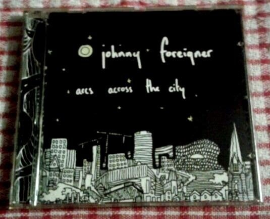 Image of Arcs Across The City - CD *signed*