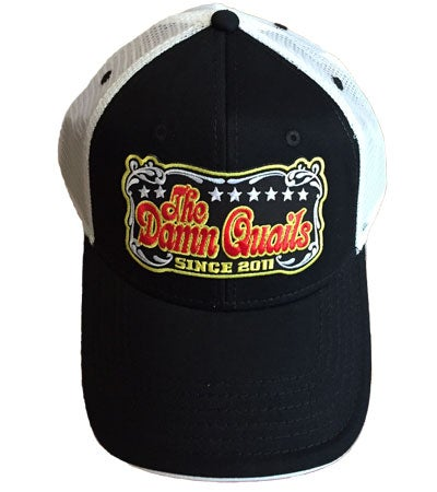Image of The Damn Quails Since 2011 Trucker Hat