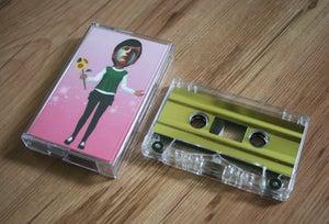 Image of SCG003 - Sad Girls Clubbing (Cassette)