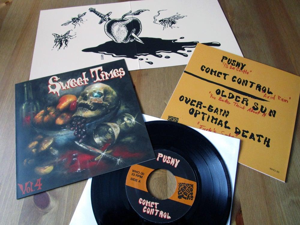 "Image of VA 'SWEET TIMES - Volume 4' 7"" Vinyl"