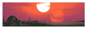 "Image of ""i'm here to rescue you"" Tatooine variant SOLD OUT"