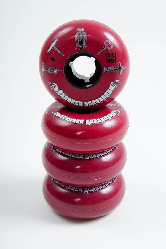 Image of Sic Urethane Anthony Gallegos pro wheel