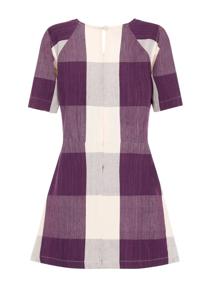 Image of The 'KUMBU KUMBU' Sweetheart Mini Dress