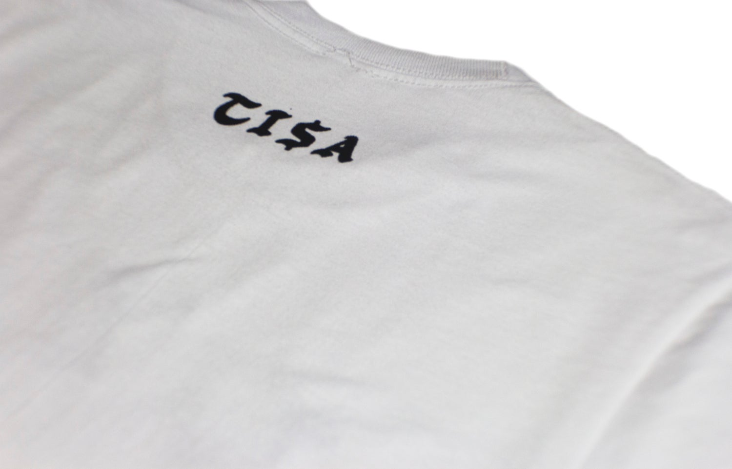 Image of TI$A STYLE CREW T-SHIRT WHITE