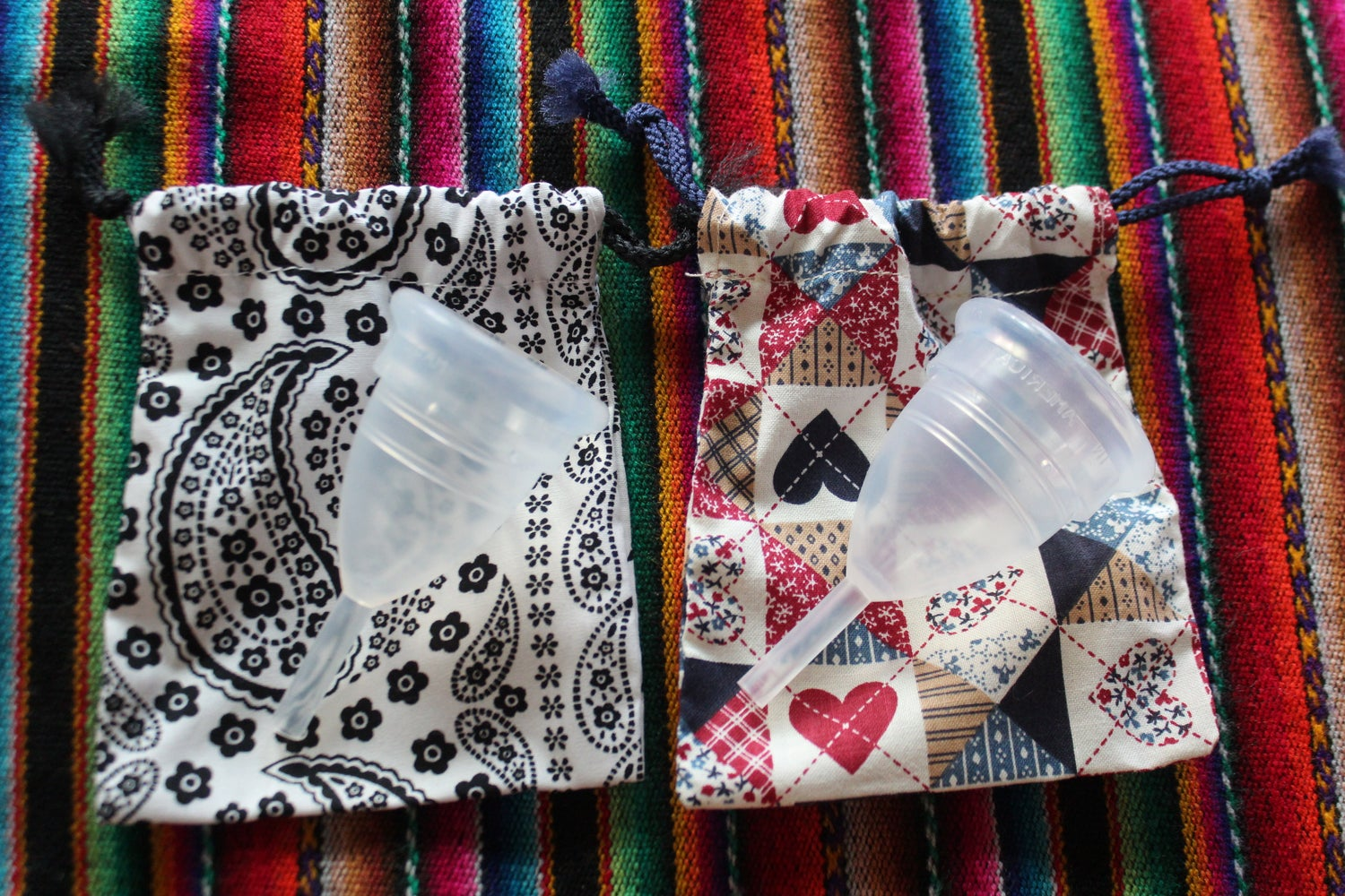 Image of Menstrual Cups! The Moon Cup