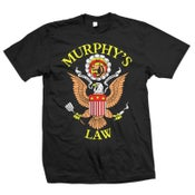 "Image of MURPHY'S LAW ""Eagle"" T-Shirt"