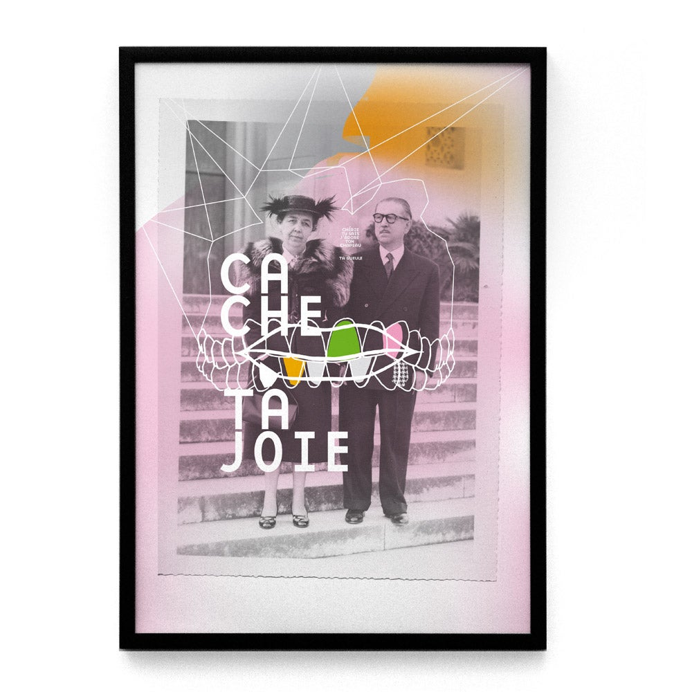 Image of Cache ta joie_2