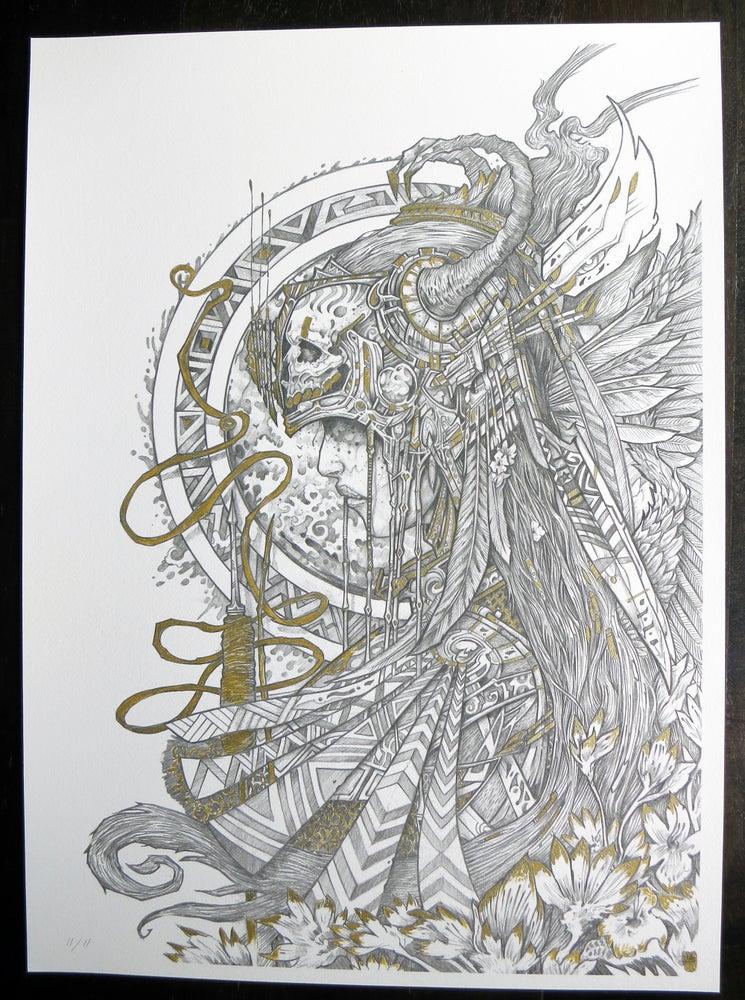 """Image of """"Clotho"""" by Jeremy Beswick"""