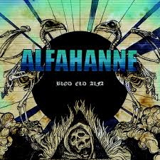 "Image of Alfahanne ""Blod Eld Alfa"" CD"