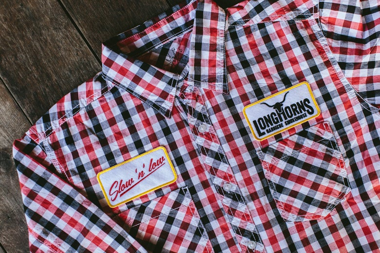 Image of Authentic Texas Check Shirt