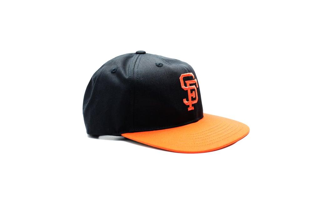 Image of TI$A GIANTS CAP BLACK