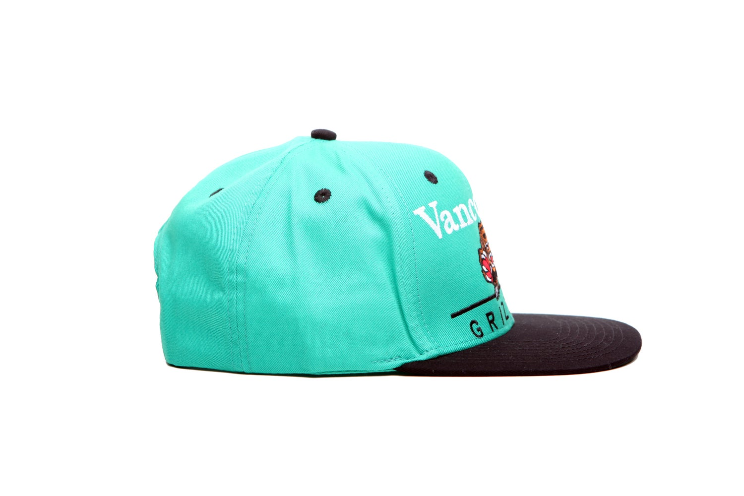 Image of TI$A GRIZZLIES CAP TEAL