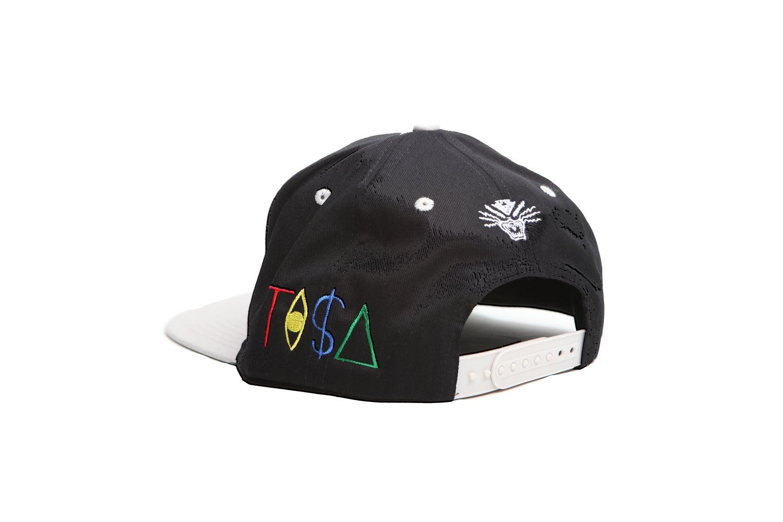 Image of TI$A KINGS CAP BLACK