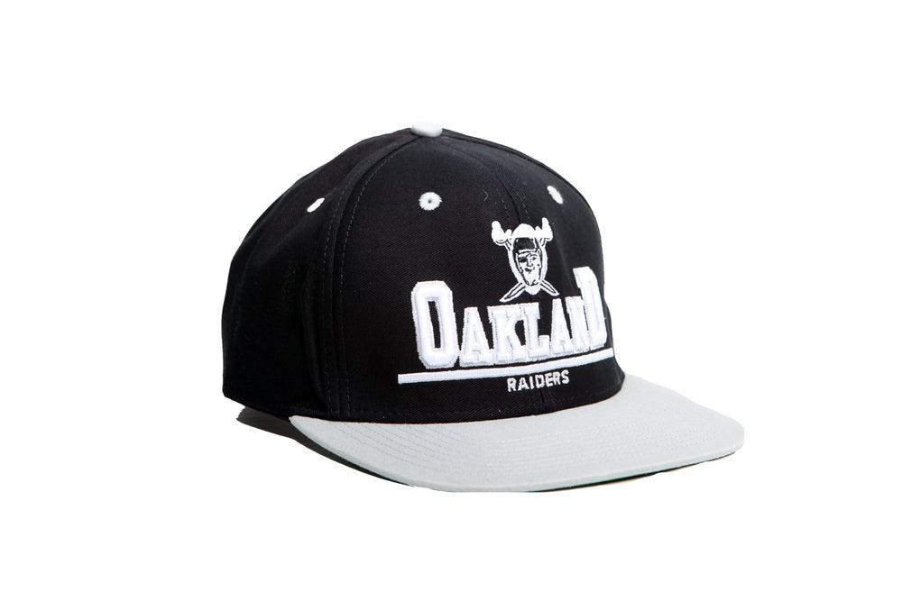 Image of TI$A RAIDERS CAP BLACK 2