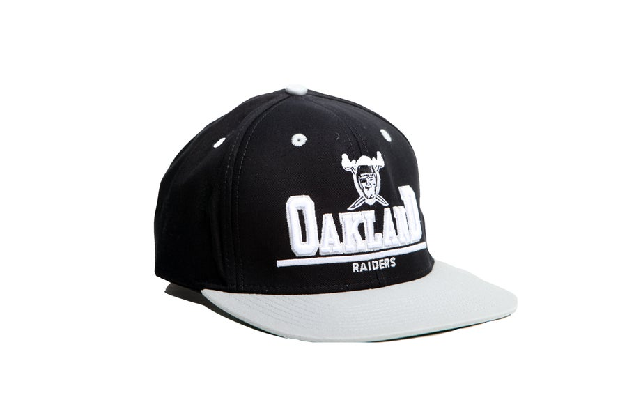 Image of TI$A RAIDERS CAP BLACK 2