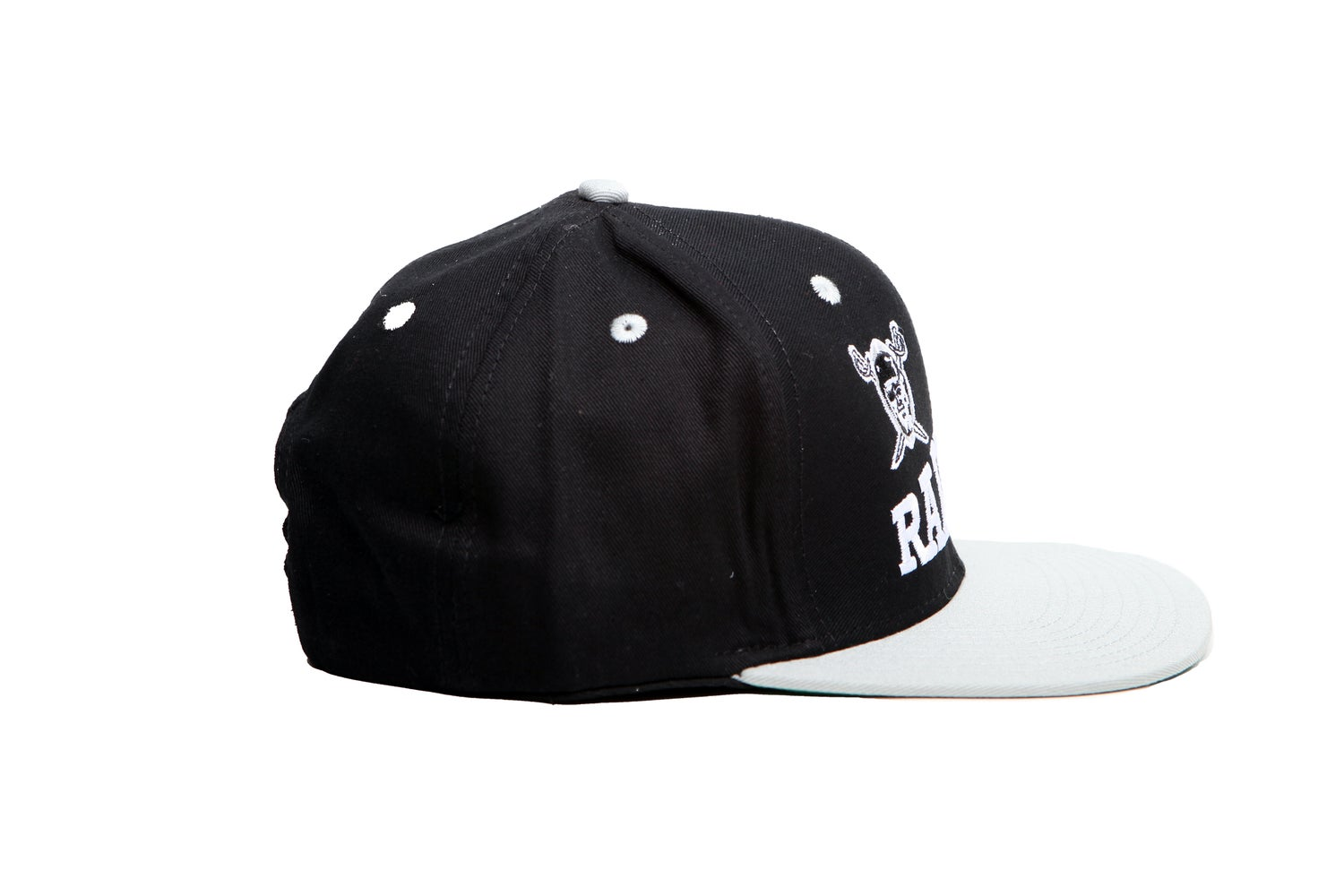 Image of TI$A RAIDERS CAP BLACK