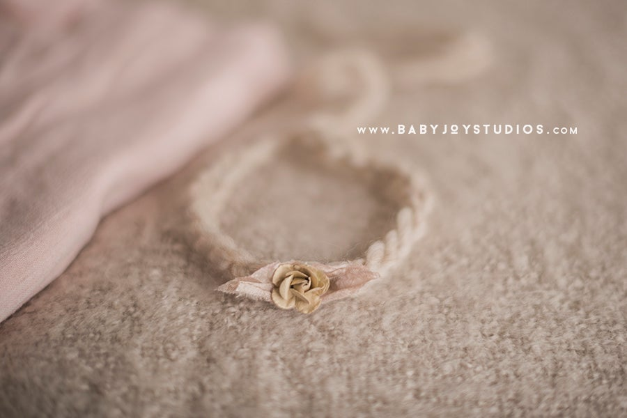 Image of Newborn headband {the Serendipity}