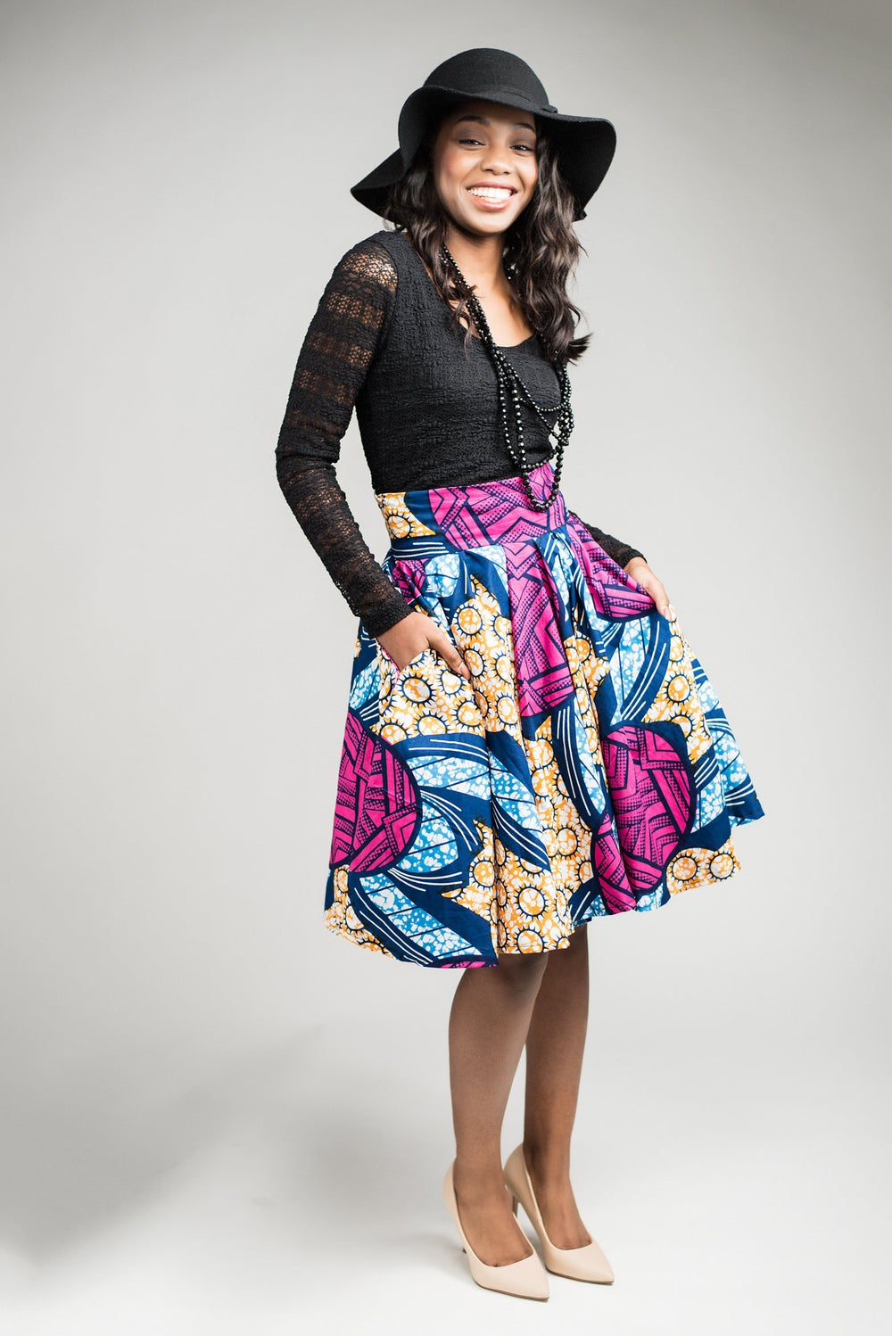 Image of Eki Skirt