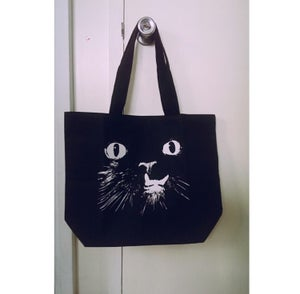 Image of AVAILABLE NOW! Princess Monster Truck BIG TOTE!