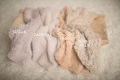 Image of  {Cozy} Faux Fur Basket Filler